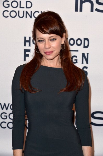 Melinda Clarke at the Windsor Arms Hotel on September 11, 2012 | Photo: Getty Images