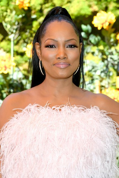 Garcelle Beauvais at the 10th Annual Veuve Clicquot Polo Classic Los Angeles on October 05, 2019 | Photo: Getty Images
