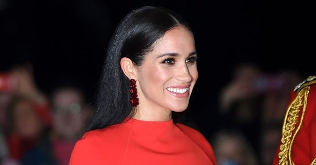 Meghan Markle's Wax Figure Gets a Pregnancy Makeover — See This Sweet Kangaroo Kissing Her Bump