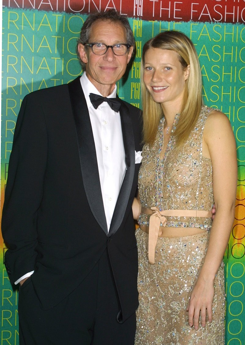 Bruce and Gwyneth Paltrow on October 24, 2001 | Photo: Getty Images