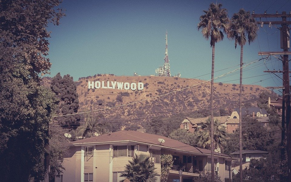 Hollywood, California.| Imagen: Pixabay
