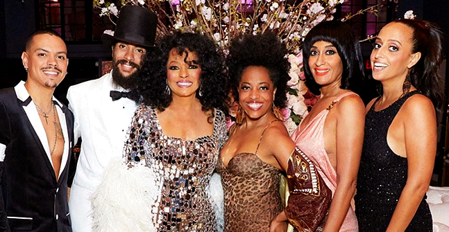 Diana Ross Has Five Children and She Is so 'Proud of' Them