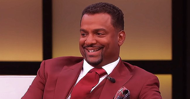 Alfonso Ribeiro's Wife Angela Shares Video of Their Kids Riding on Kick Scooter & Skateboard at Home