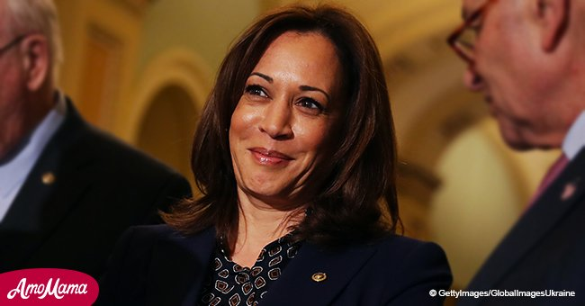 Kamala Harris is running for President in 2020 with her campaign 'For the people'