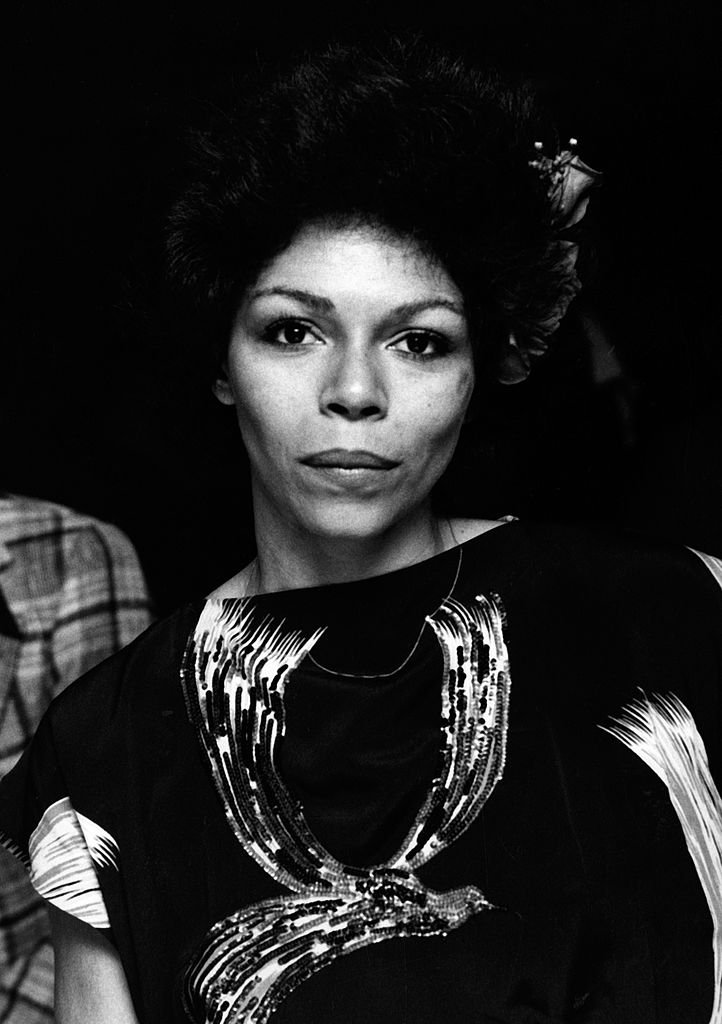 """Rosalind Cash attends the premiere of """"Uptown Saturday Night"""" on June 15, 1974. 