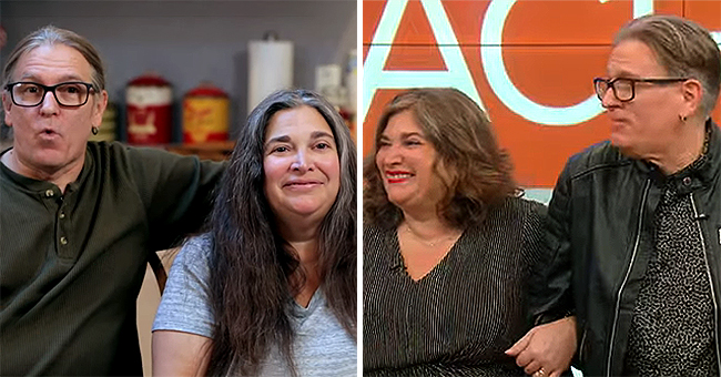 New Jersey Couple Who've Not Had Haircuts in 31 Years Looks Unrecognizable after Makeover on the 'Rachael Ray' Show