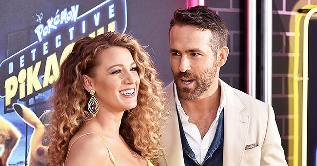 Ryan Reynolds of 'Deadpool' & Blake Lively Share First Photo of Their Newborn Daughter but Don't Show Her Face