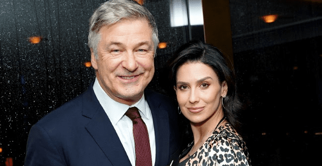 Alec & Hilaria Baldwin Wear Matching Black Suits with Their 6 Kids for 'The Boss Baby: Family Business' Premiere
