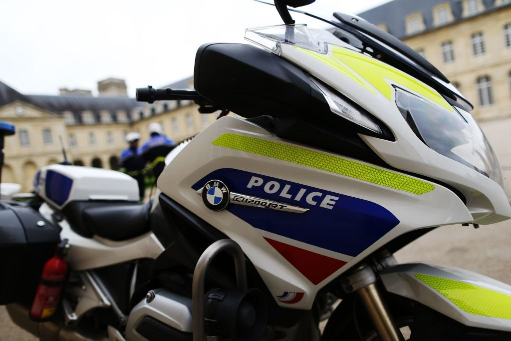Véhicule motorisé de la police nationale | Photo : Getty Images