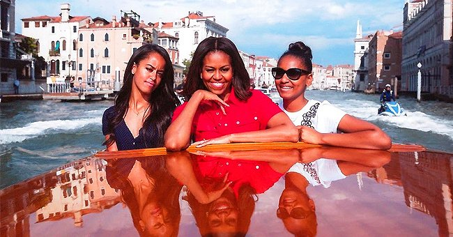 Michelle Obama Is a Loving Mom of 2 Young Ladies – Glimpse inside Her Life as a Mother