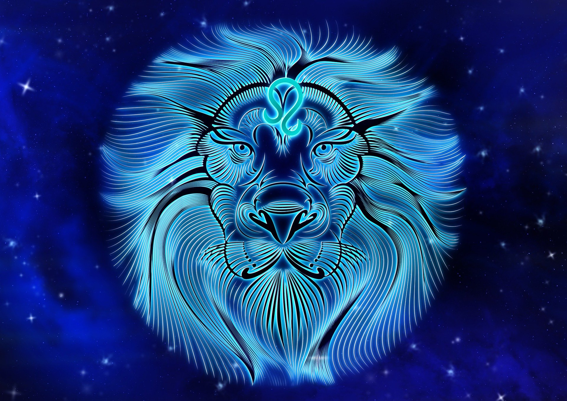 Pictured - A depiction of a Leo star sign | Source: Pixabay