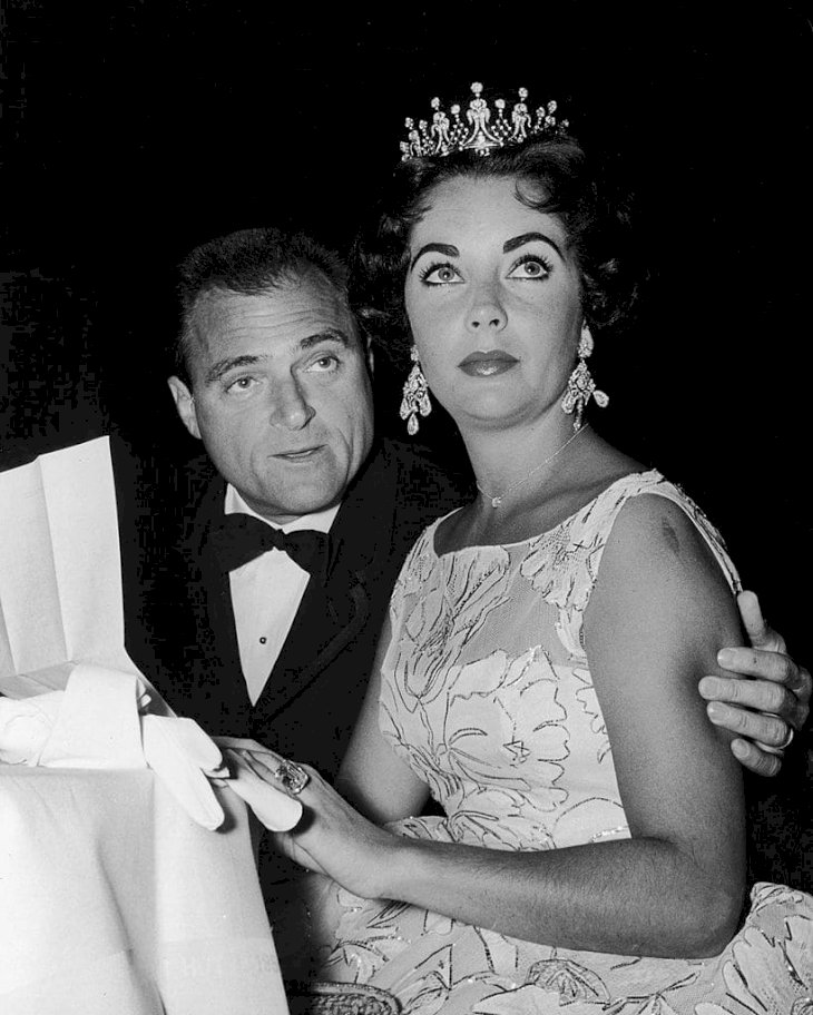 Elizabeth Taylor and Mike Todd | Getty Images