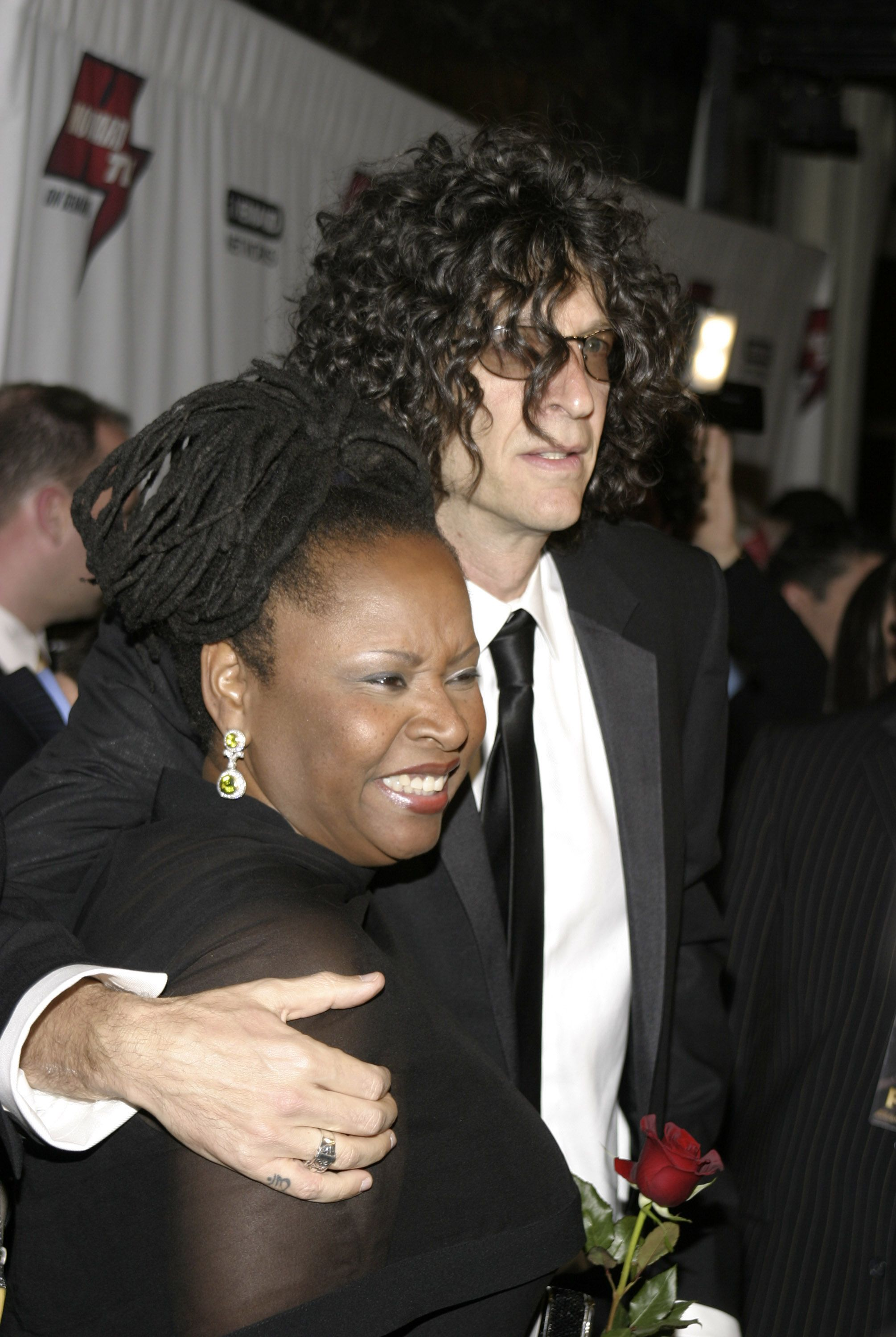 Howard Stern and Robin Quivers at  The Howard Stern Film Festival in New York City | Source: Getty Images