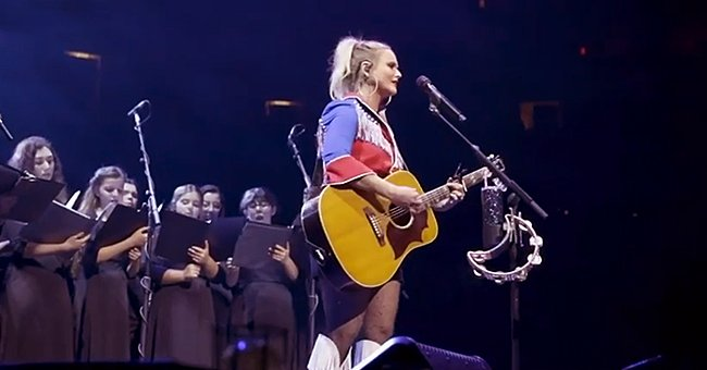 Miranda Lambert Performs with Choir from Her High School during Texas Stop of 'Wildcard Tour'