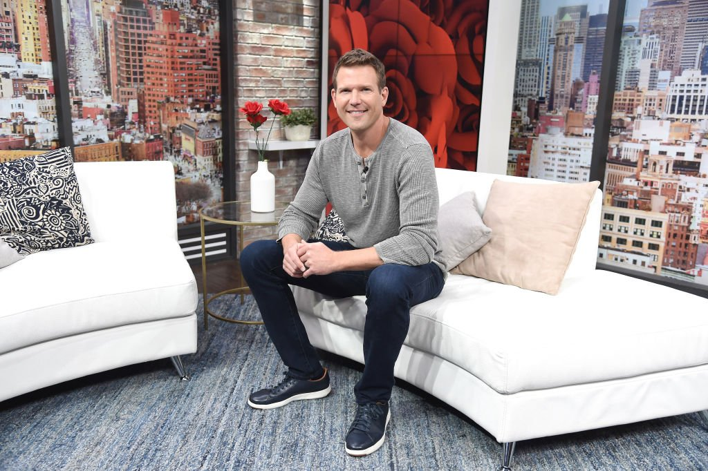 "TV personality Dr. Travis Stork at People Now to discuss ""The Bachelor"" on February 04, 2020 