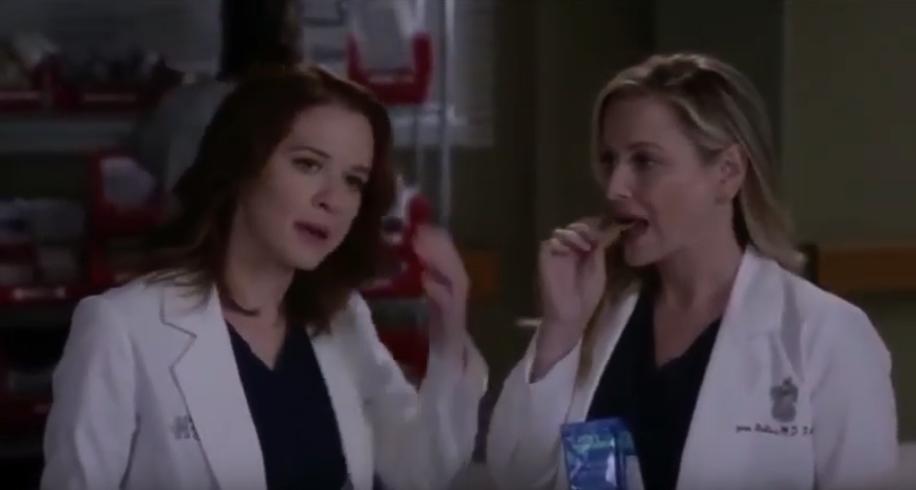 Image Credits: ABC/Grey's Anatomy (Youtube/mary)