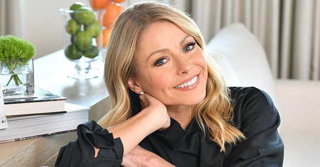 Kelly Ripa Shares Cute Throwback Photo from 2000 — See Who She Said Was Her Best Dance Partner