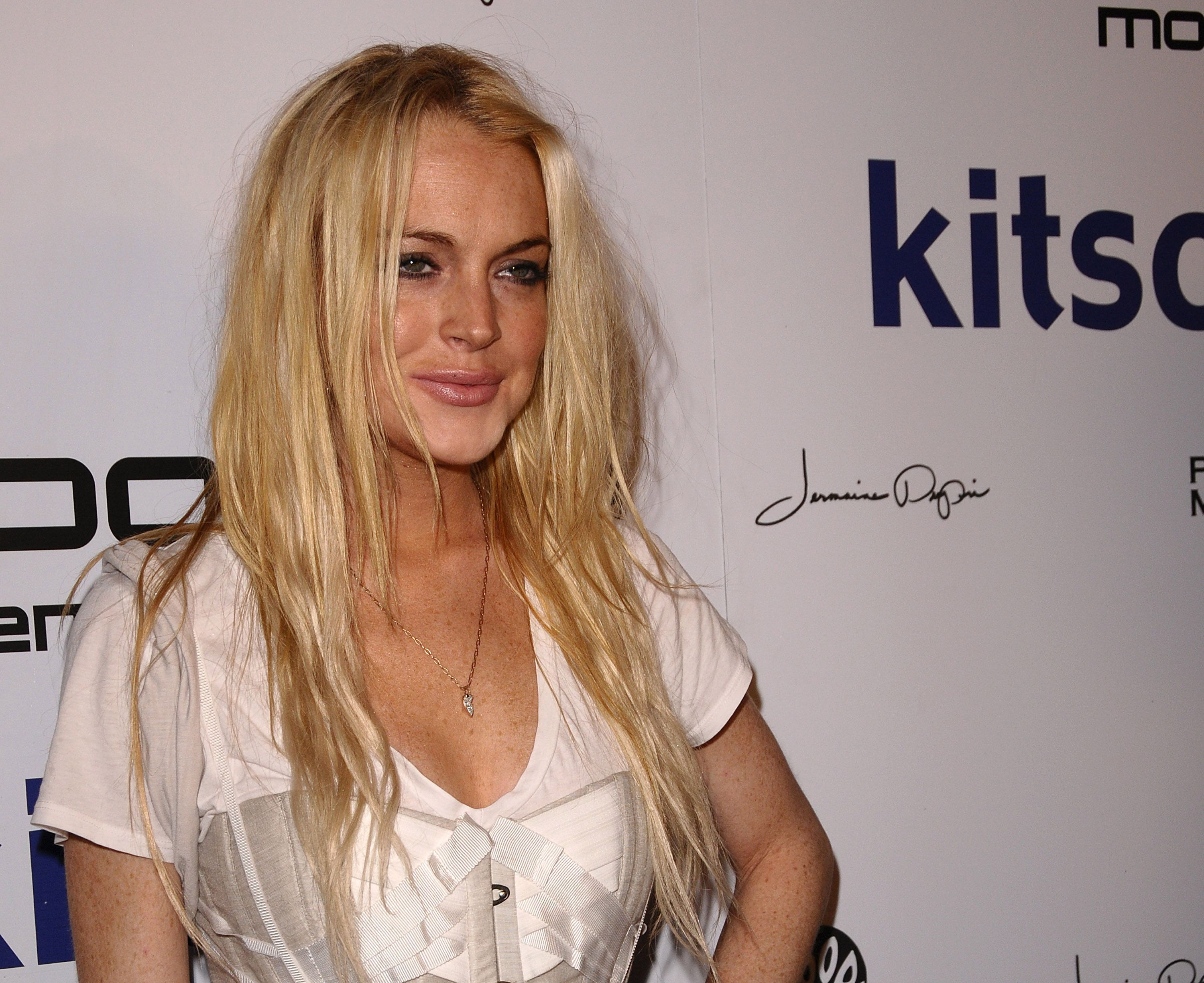 Lindsay Lohan at the Nu Pop Movement Watch launch party at Kitson Men on November 12, 2009 in West Hollywood, California. | Source: Getty Images