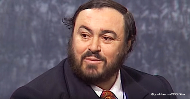 Opera Legend Luciano Pavarotti Bewitches Fans in a Trailer of a Documentary Based on His Life