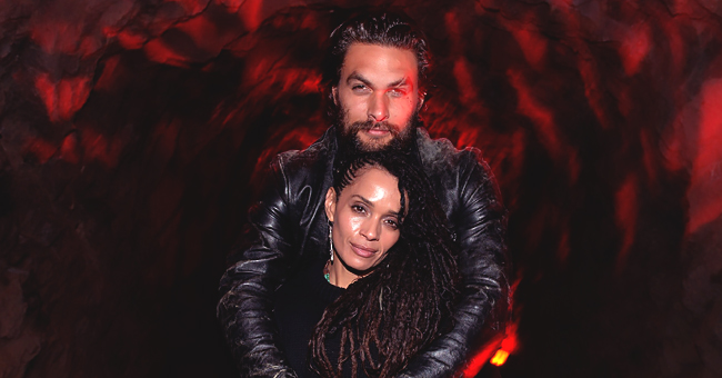 Jason Momoa and Wife Lisa Bonet Ride Harley-Davidson Motorbike and Fans Love It