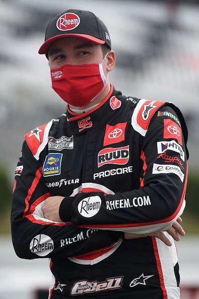 Christopher Bell at Pocono Raceway on June 27, 2020 in Long Pond, Pennsylvania. | Photo: Getty Images