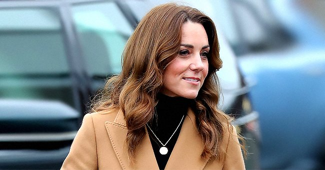 Kate Middleton Has a Gold Necklace Engraved with Initials — True Meaning behind the Chic Jewelry
