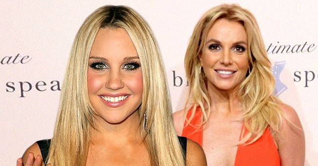 Amanda Bynes (Left) and Britney Spears (Right)   Photos: Getty Images