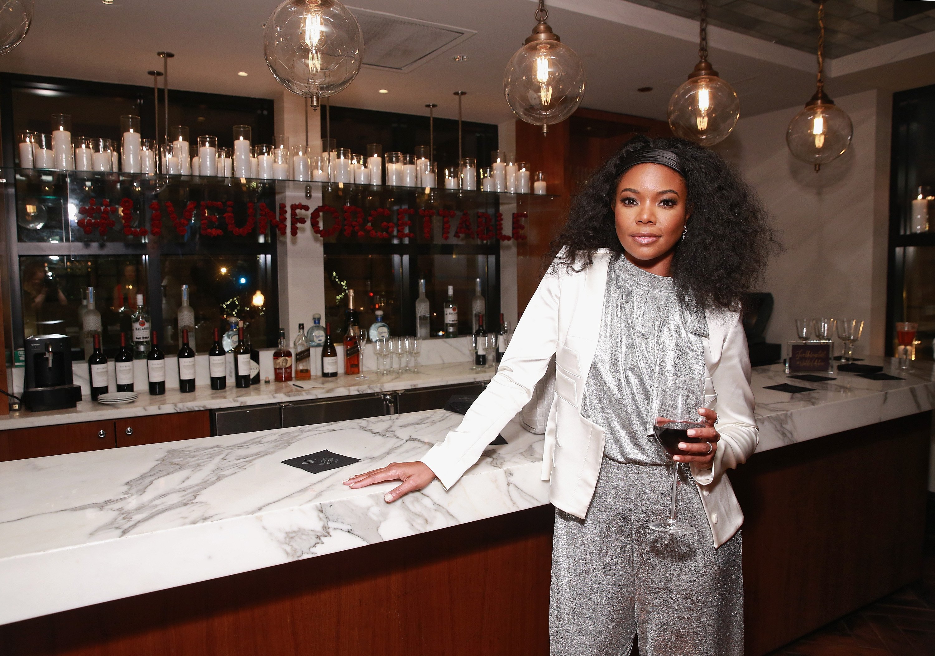 Gabrielle Union at the Live Unforgettable Dinner Series on Nov. 30, 2017 in Chicago, Illinois | Photo: Getty Images