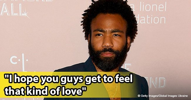 Donald Glover painfully reveals he 'lost his father a couple weeks ago'