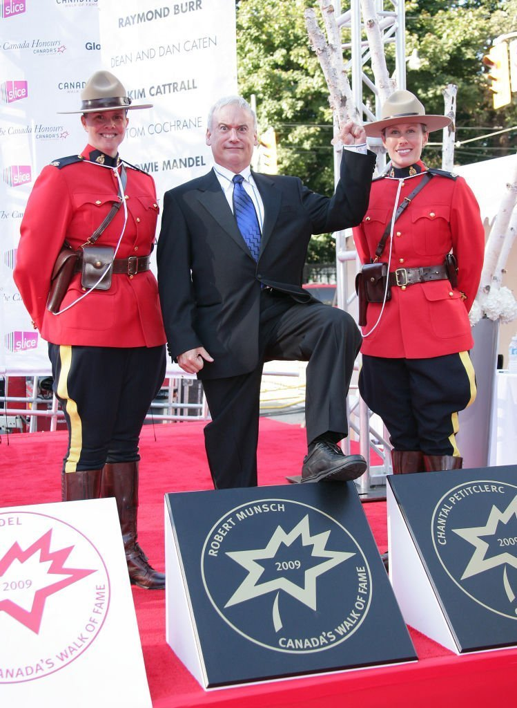 Robert Munsch attends Canada's Walk of Fame at The Four Season Centre of the Performing Arts. | Source: Getty Images
