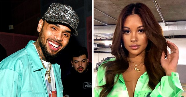Chris Brown's Baby Mama Ammika Harris Shares Photo of Herself in Crop Top & Black Pants Tucked into Boots