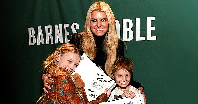 Jessica Simpson Reveals Her Children Were in Awe Learning Their Mother Wrote New Memoir, 'Open Book'
