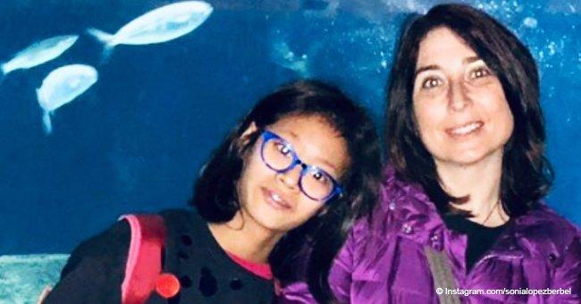 Madre de Laia, asesinada en Vilanova i la Geltrú, revela cómo es su vida tras la muerte de su hija