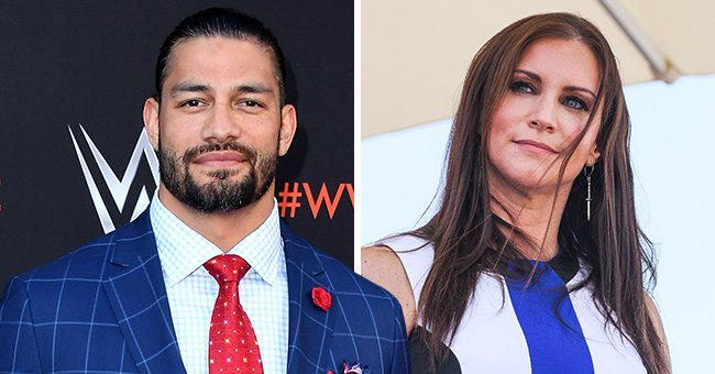 Here's Why WWE Stars Stephanie McMahon & Roman Reigns Are Fighting for Pediatric Cancer Cure