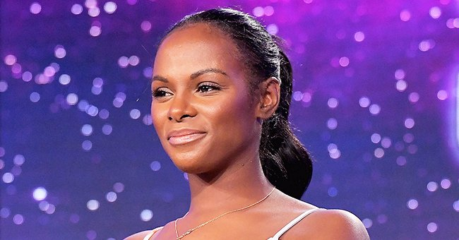 Tika Sumpter of 'Sonic the Hedgehog' Celebrates Her 40th Birthday in New Snaps