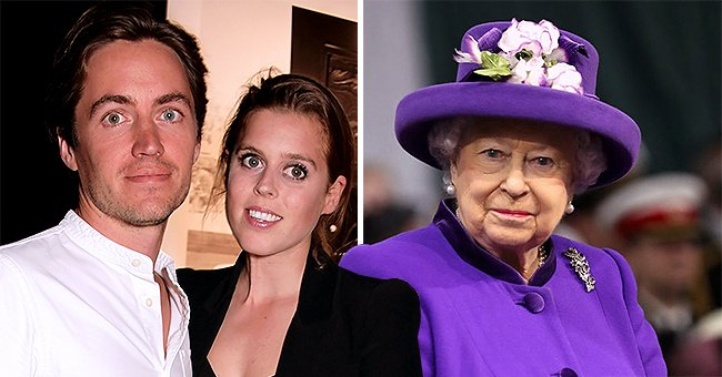Queen Reportedly Allows Princess Beatrice's Fiancé Edoardo Mapelli Mozzi to Attend Christmas Gathering in Sandringham
