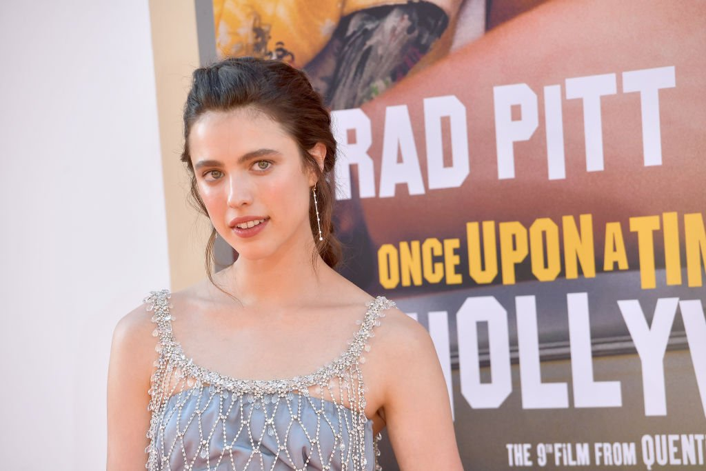 """Margaret Qualley attends Sony Pictures' """"Once Upon A Time...In Hollywood"""" Los Angeles 
