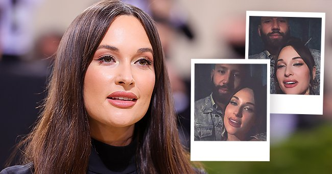 Kacey Musgraves enjoys some PDA moments with her boyfriend Cole Schafer | Photo: Getty Images | instagram.com/spaceykacey