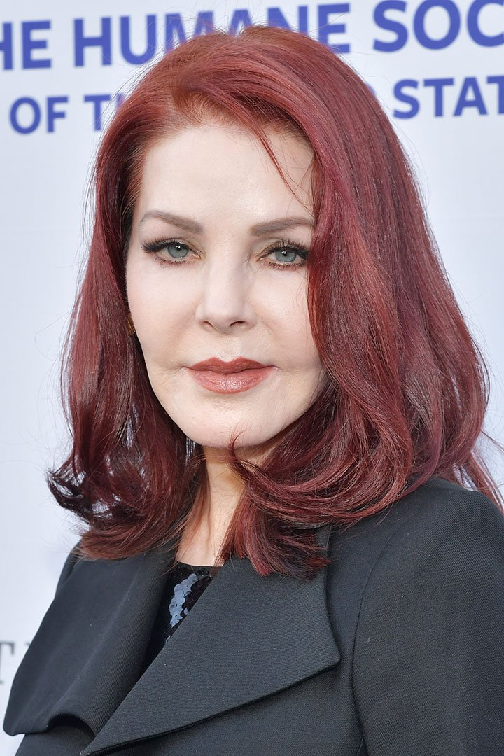 Priscilla Presley participe à la réunion de la Humane Society Of The United States To The Rescue ! Los Angeles Gala 2019 aux Paramount Studios. I Image : Getty Images.