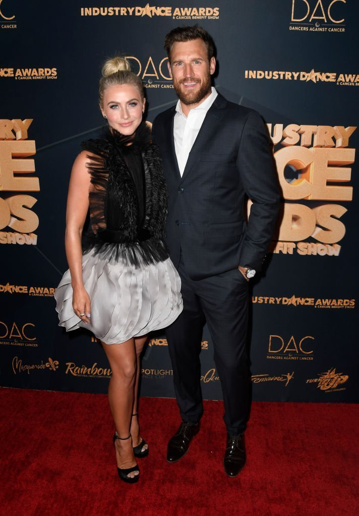 Julianne Hough and Brooks Laich attend the 2019 Industry Dance Awards at Avalon Hollywood | Photo: Getty Images