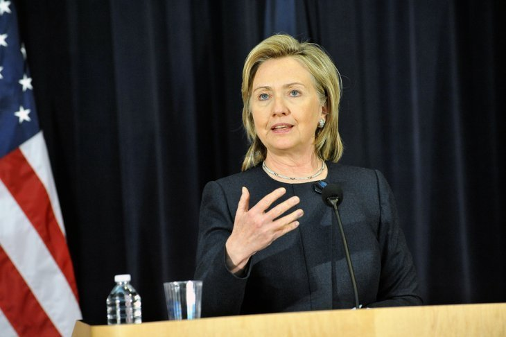 Former Secretary of State Hillary Clinton | Photo: Flickr