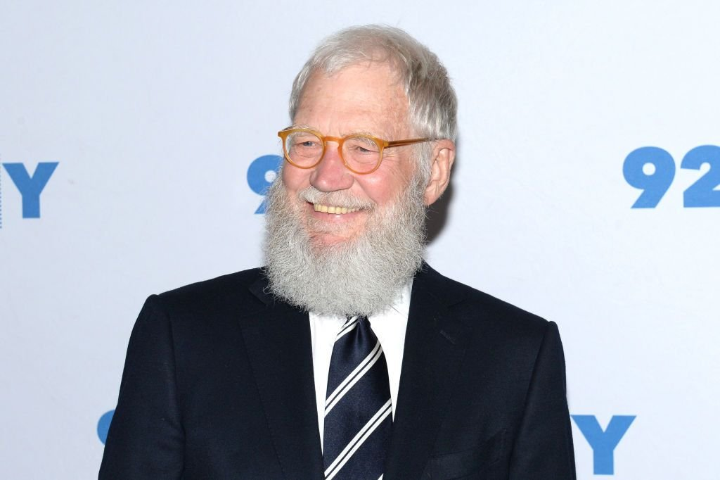 David Letterman at the 92nd Street Y presents Senator Al Franken in conversation with David Letterman on May 30, 2017, in New York City | Photo: Andrew Toth/FilmMagic/Getty Images
