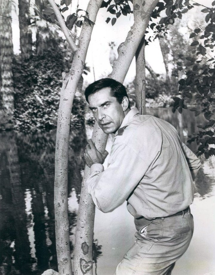 """Martin Landau as Rollin Hand on """"Mission: Impossible"""" in 1969 