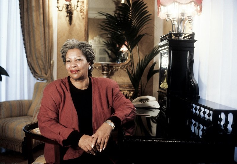 Toni Morrison in Milan, Italy on November 23, 1994 | Photo: Getty Images