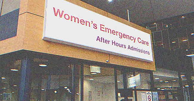 The emergency department in a hospital. | Source: Shutterstock