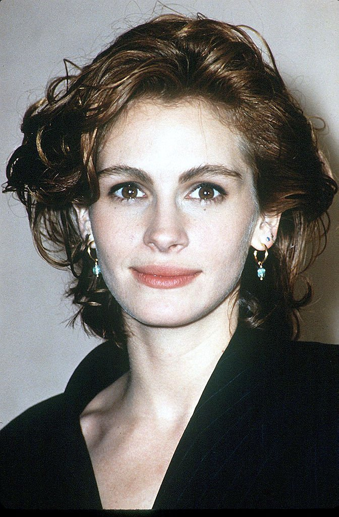 American actress Julia Roberts, circa 1990. | Source: Getty Images