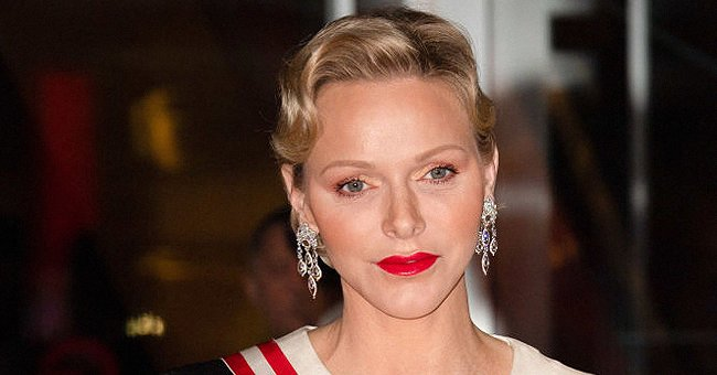 Princess Charlene of Monaco attends a Gala during Monaco National Day on November 19, 2018 in Monte-Carlo, Monaco | Photo: Getty Images