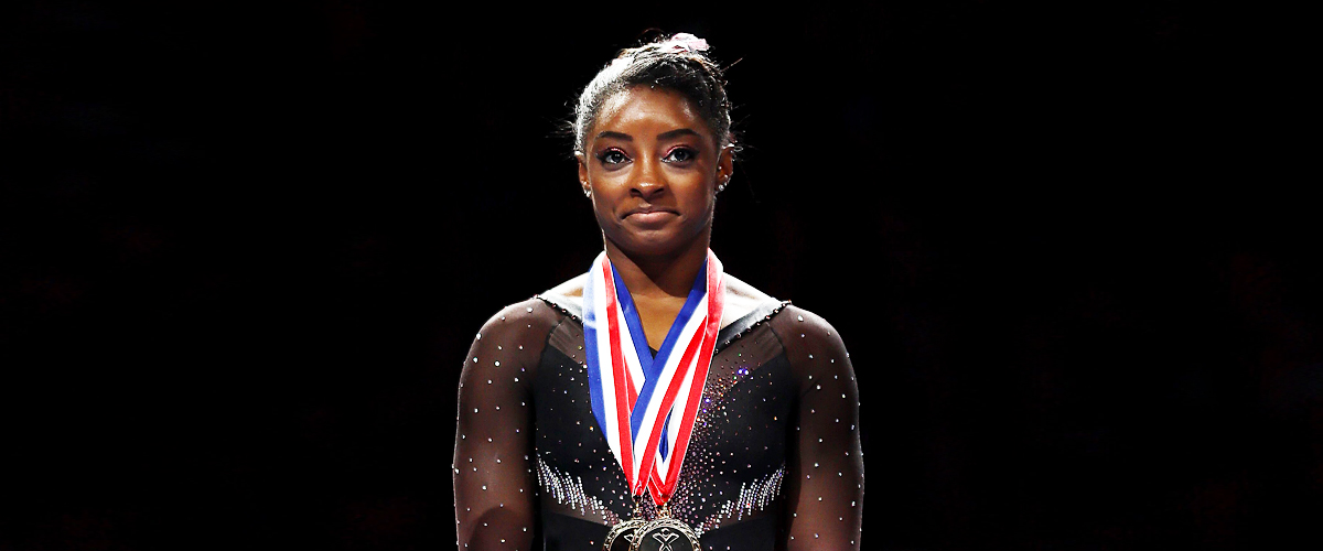 Simone Biles Receives Resounding Praise after Nailing Her Iconic Triple-Double at a Gymnastics Competition