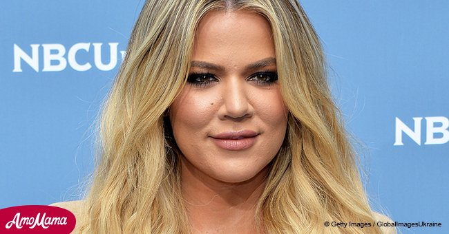 Khloe Kardashian allegedly celebrated her first Mother's Day without newborn daughter's dad