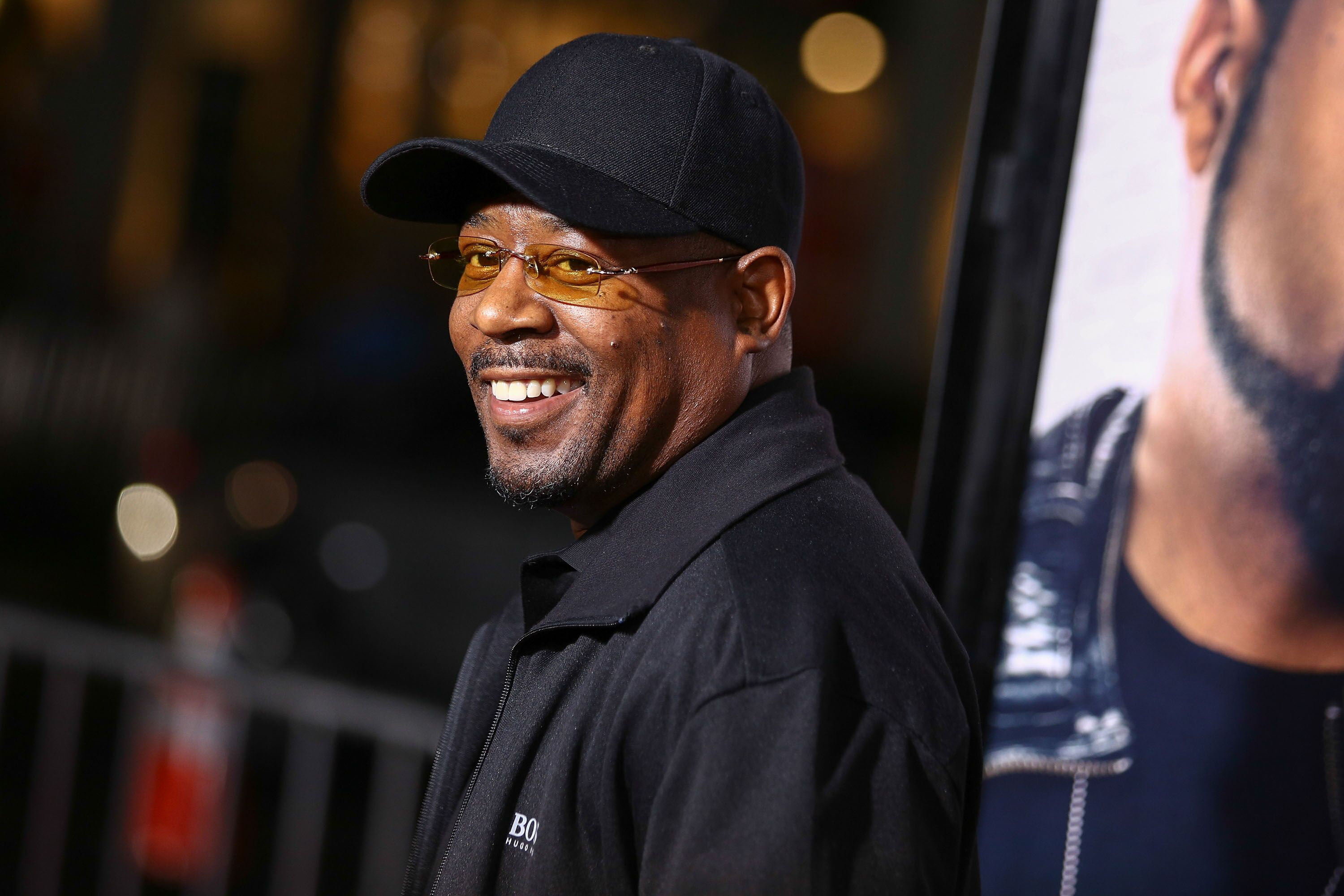 Martin Lawrence attending a movie premiere | Source: Getty Images/GlobalImagesUkraine
